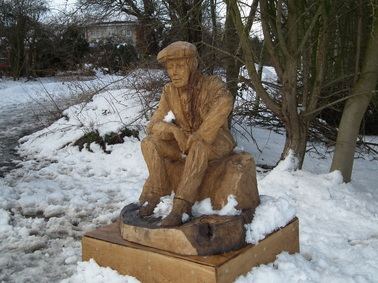 Stanley by Simon O'Rourke as Marford Quarry