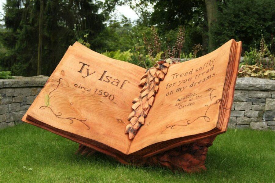open book by simon o'rourke